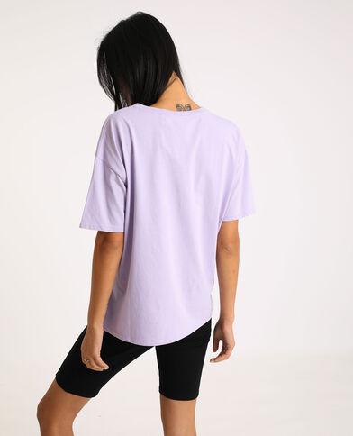 T-shirt Dragon Ball Z mauve