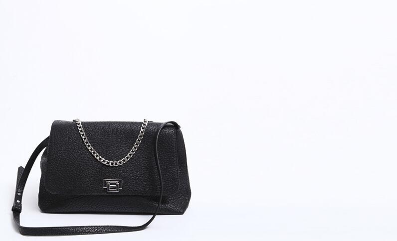 1c83184c3b7c1 Grand sac en simili cuir noir
