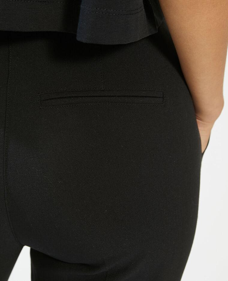 Pantalon cigarette noir - Pimkie