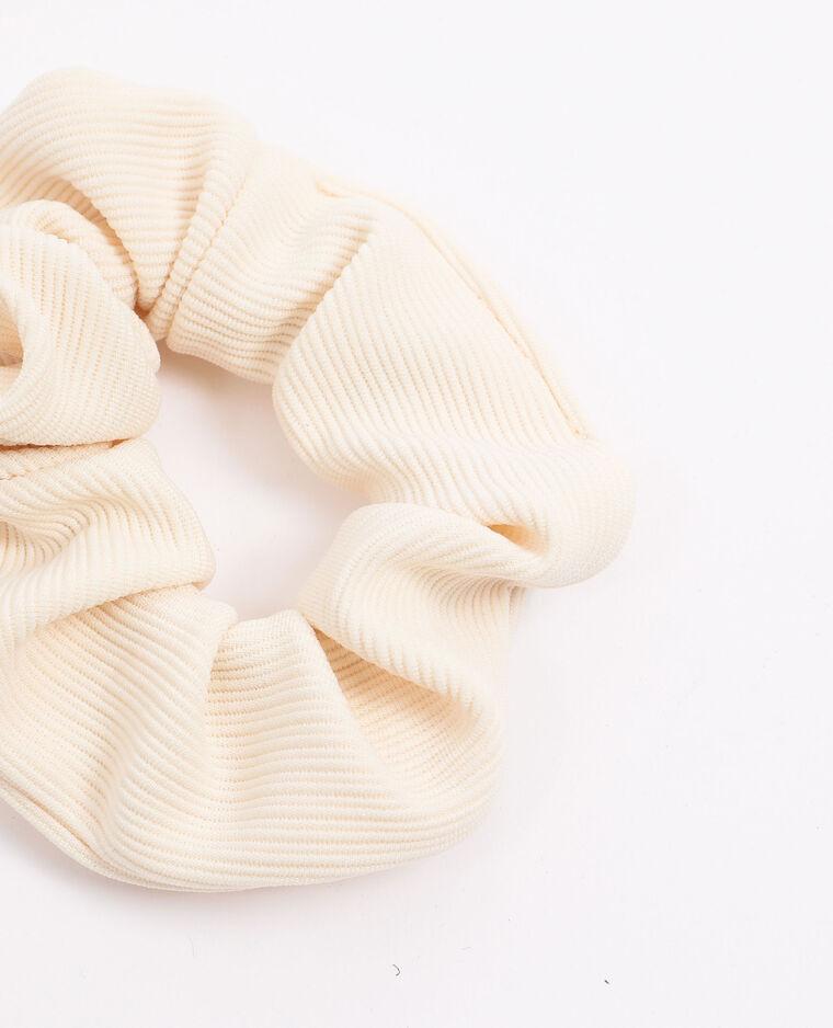 Chouchou texturé beige - Pimkie