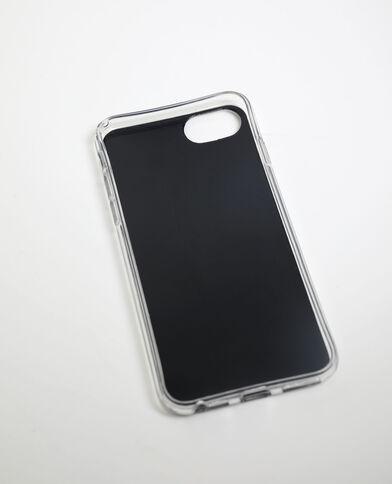 Coque compatible iPhone 6/6S/7/8 noir