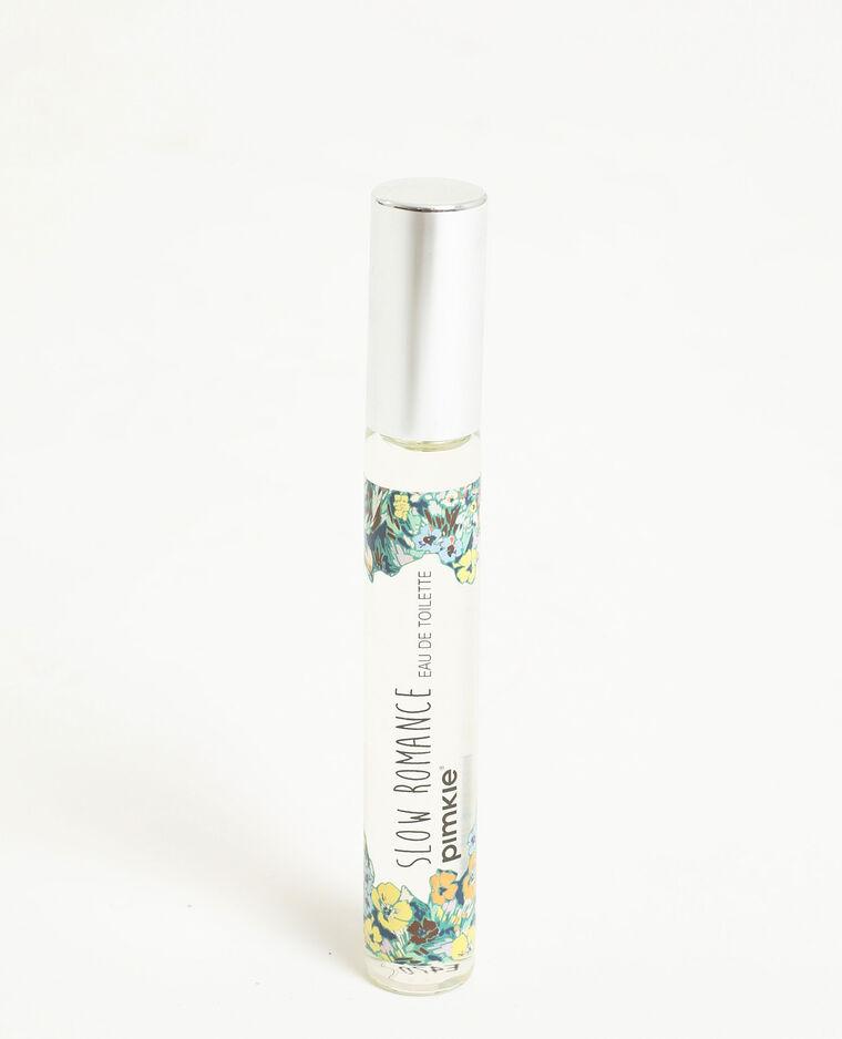 Parfum roll on vert