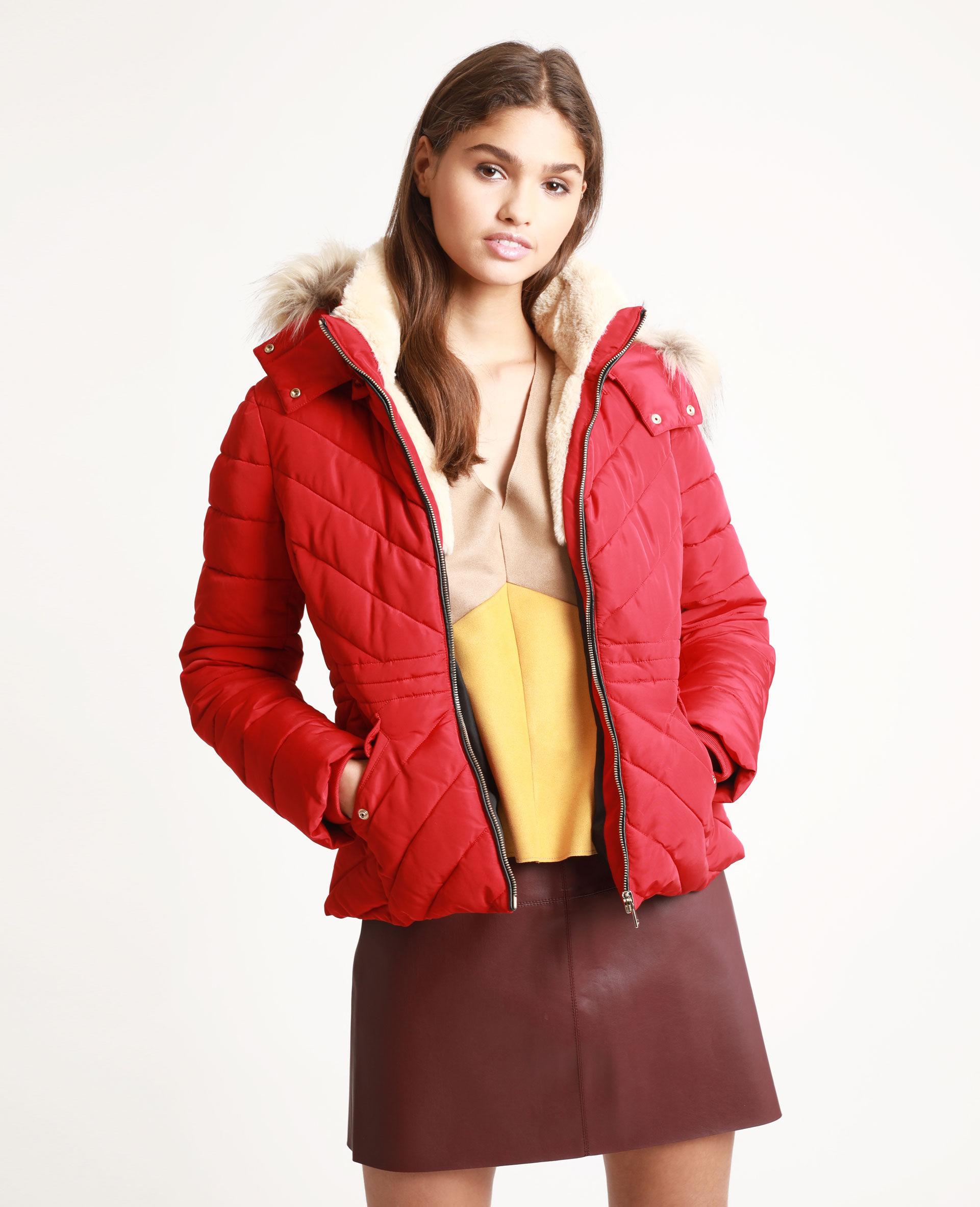 Parka longue capuche femme manteaux et parkas