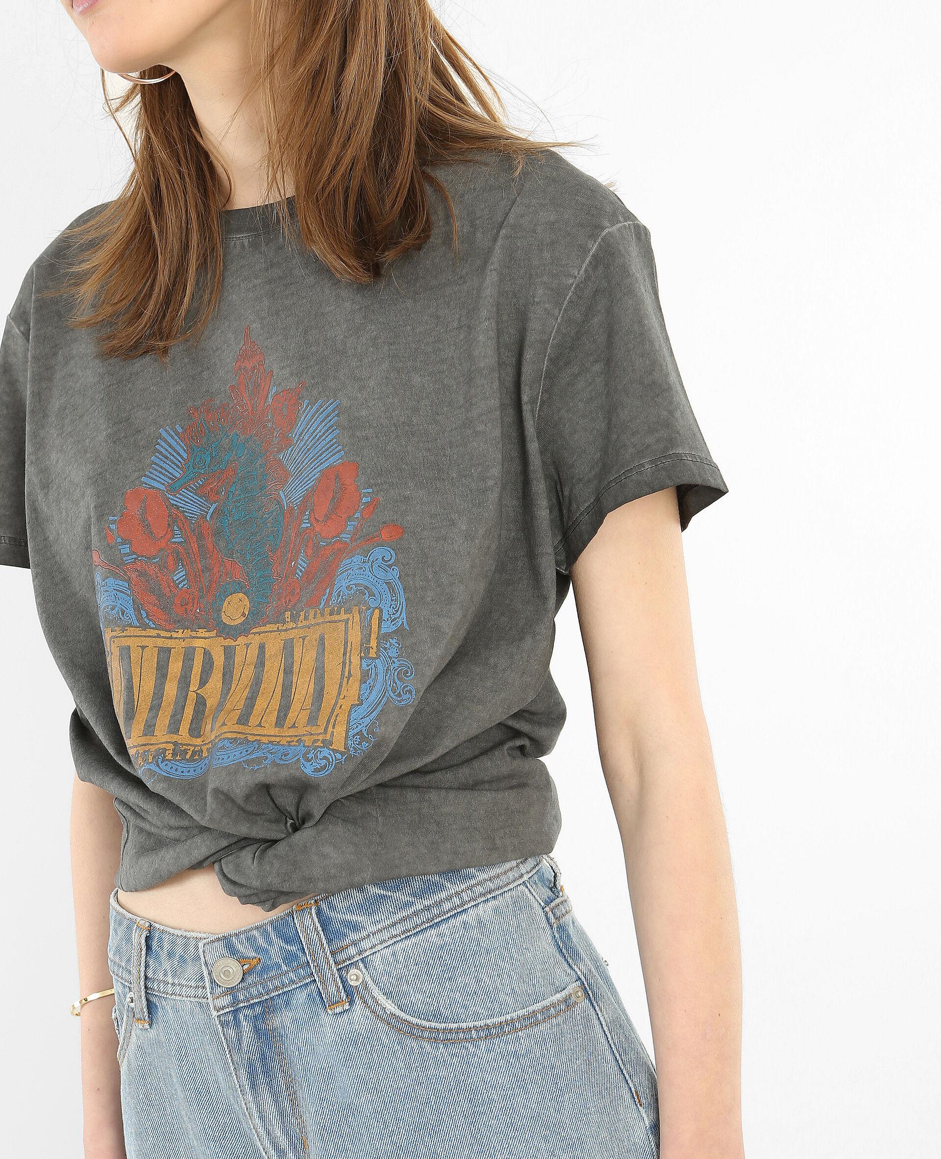 t shirt nirvana