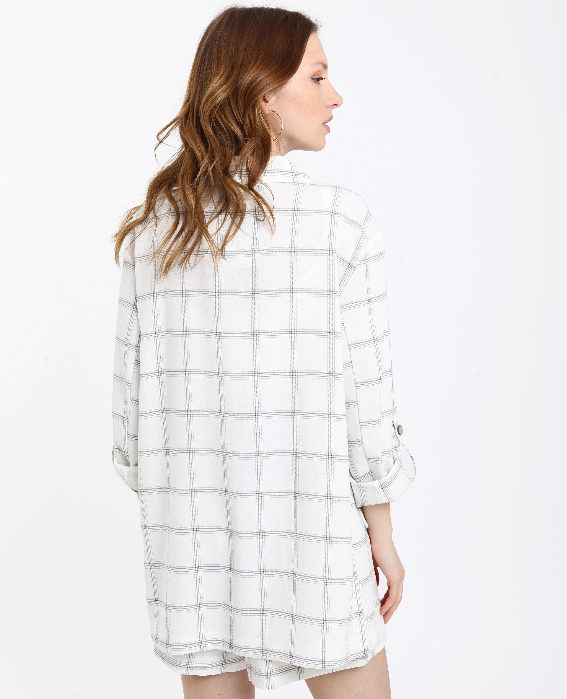 Veste tailleur blanche femme blanc