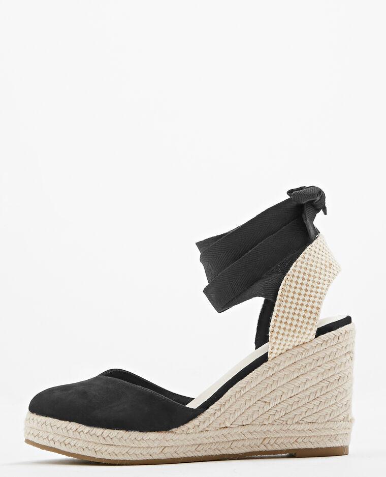 Sandales Compensées Noir 916452899a08 Pimkie