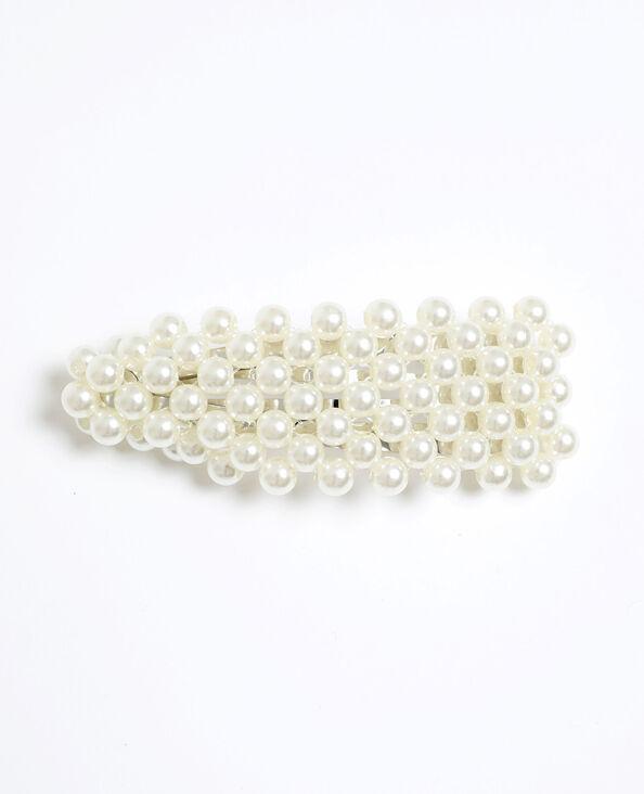 Pince à perles blanc