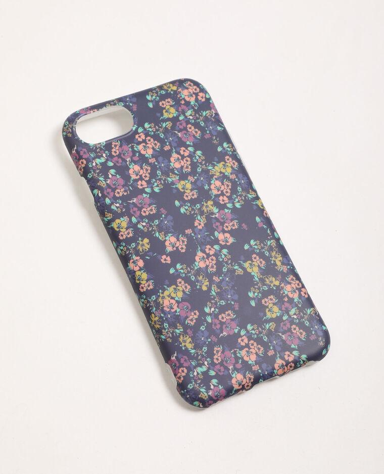 Coque compatible iPhone 6/6S/7/8 bleu