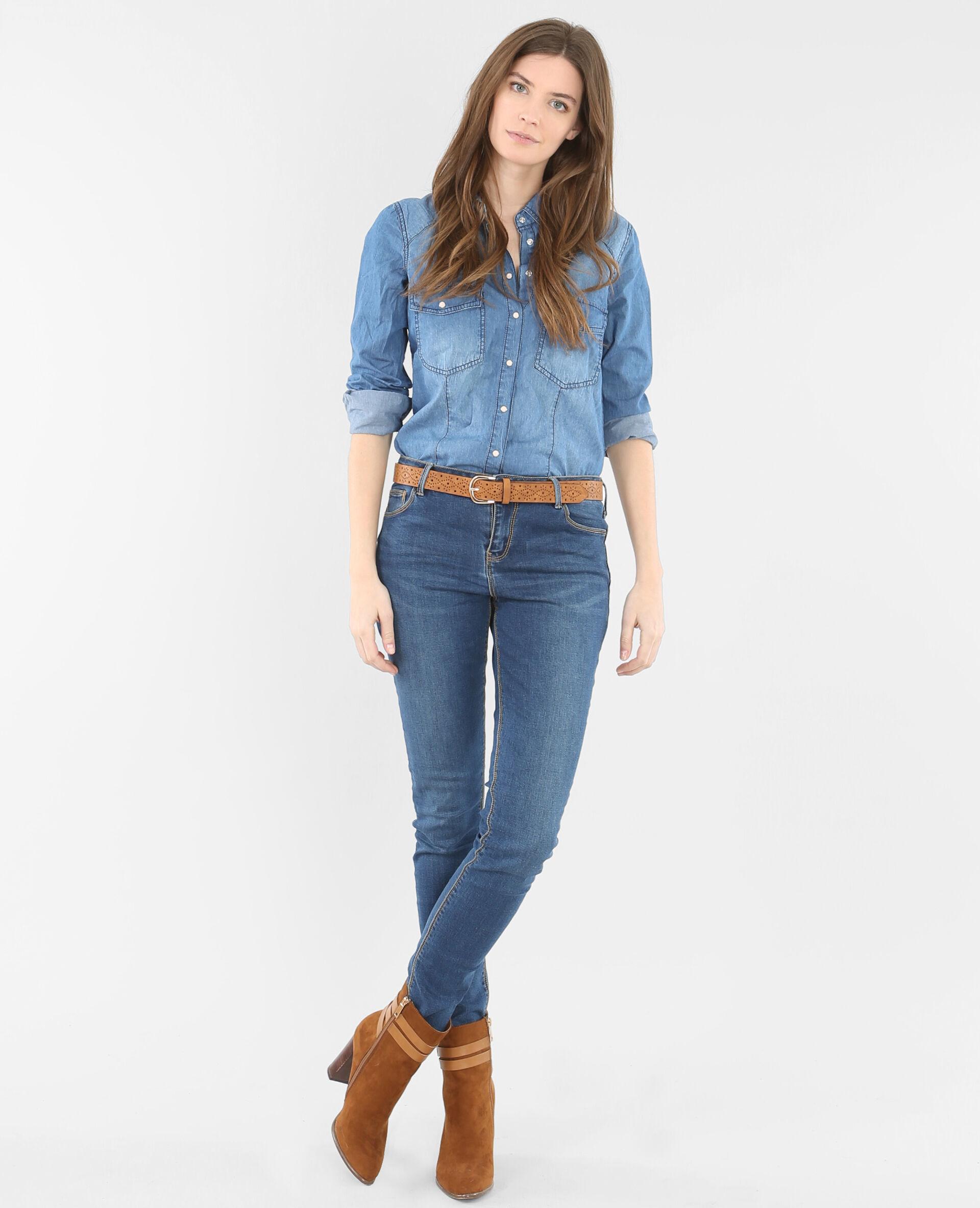 Robe en jean femme pimkie