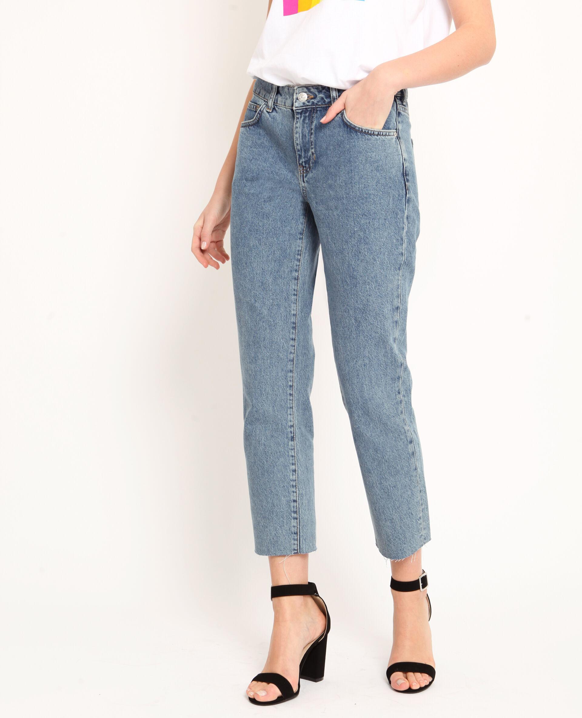 Vêtements Filles (0-24 Mois) Autres Original 12 Mois Pantalon Souple Imitation Jean