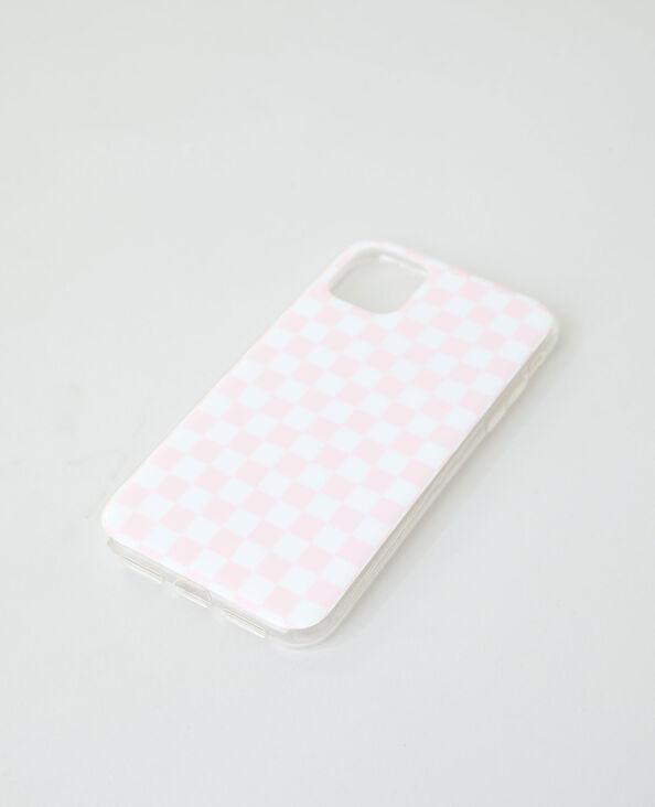 Coque compatible iPhone rose - Pimkie