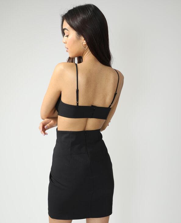 Robe sexy noir - Pimkie