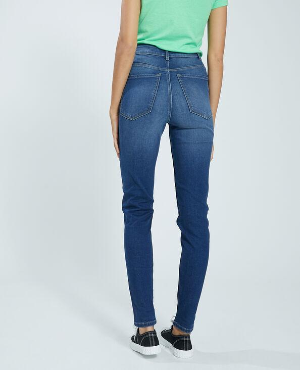 Jean skinny bleu brut - Pimkie