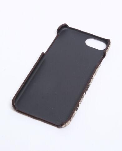 Coque compatible iPhone beige