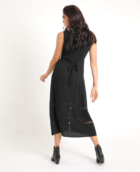 b5e8230200 Robe longue noir