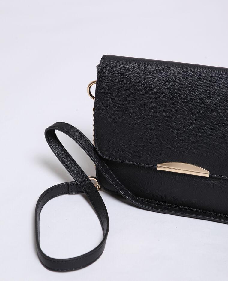 d2eec11bd5 Petit sac boxy noir -25% - 916432899A08 | Pimkie