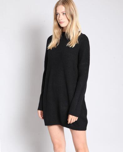 62976d1cba0c6 Robe pull noir