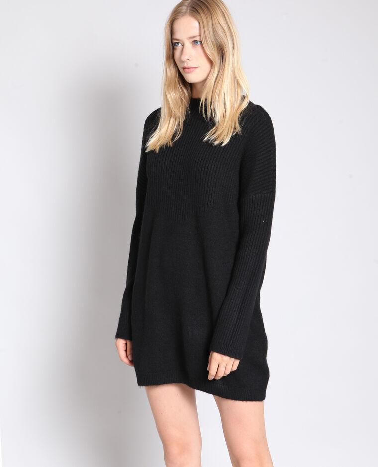 9c914571ec Robe pull noir -40% - 780923899A08 | Pimkie