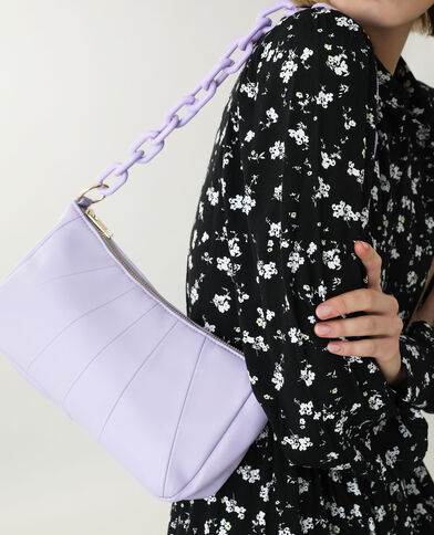 Sac simili violet