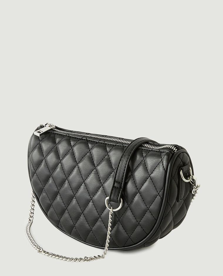 Mini sac bandoulière noir - Pimkie