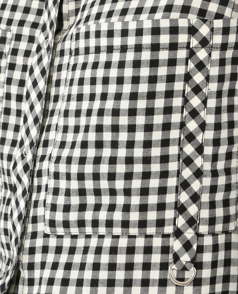 Chemise à message blanc cassé - Pimkie