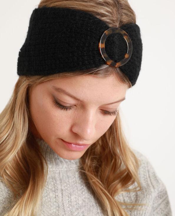 Headband à boucle noir
