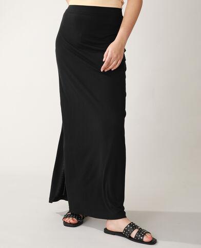 Jupe longue noir - Pimkie