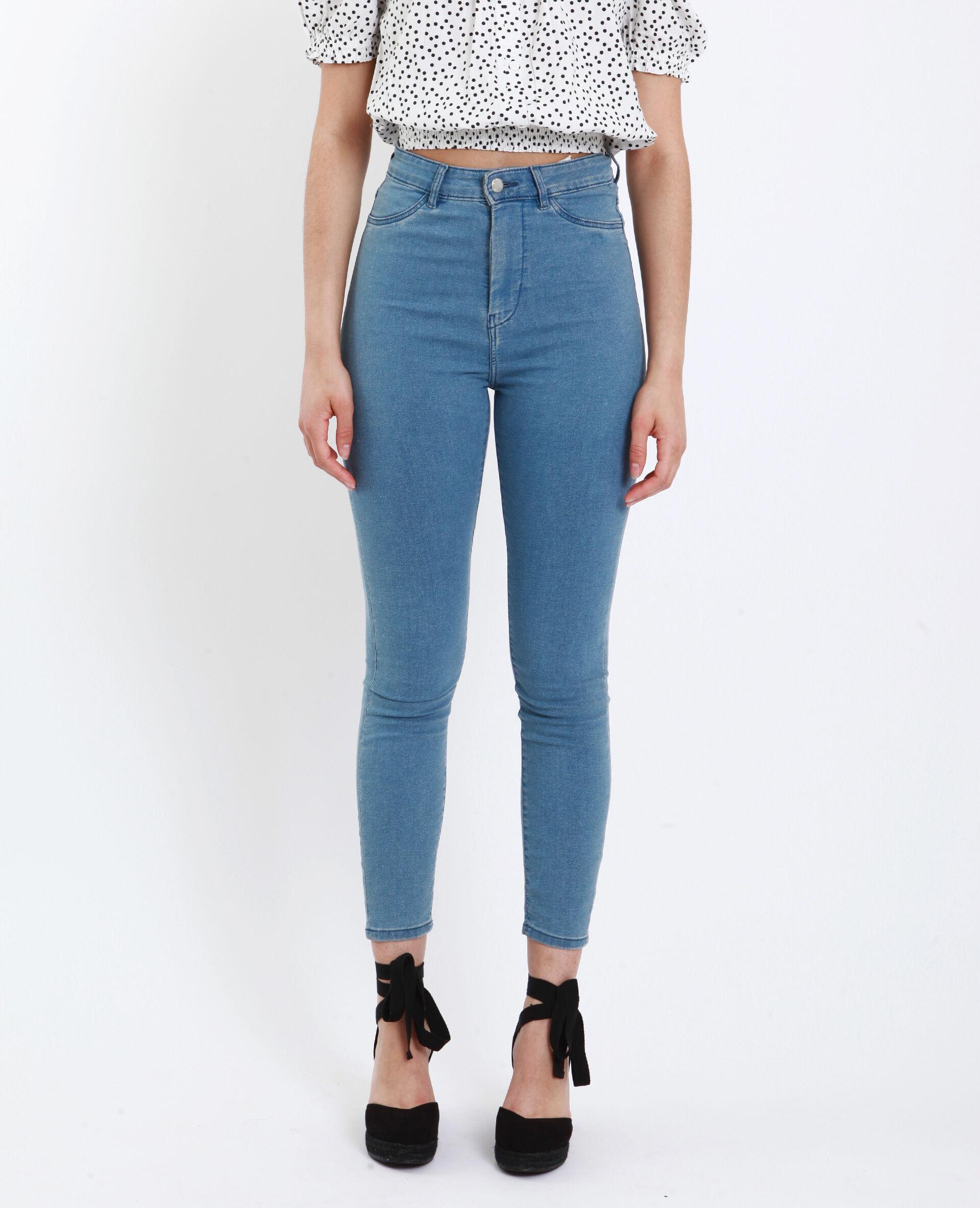 Original 12 Mois Pantalon Souple Imitation Jean Vêtements, Accessoires