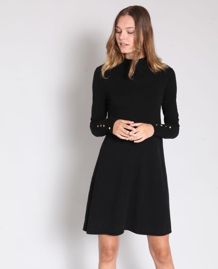 Robe pull noir -70% - 780902899A08   Pimkie 09c5c022215f