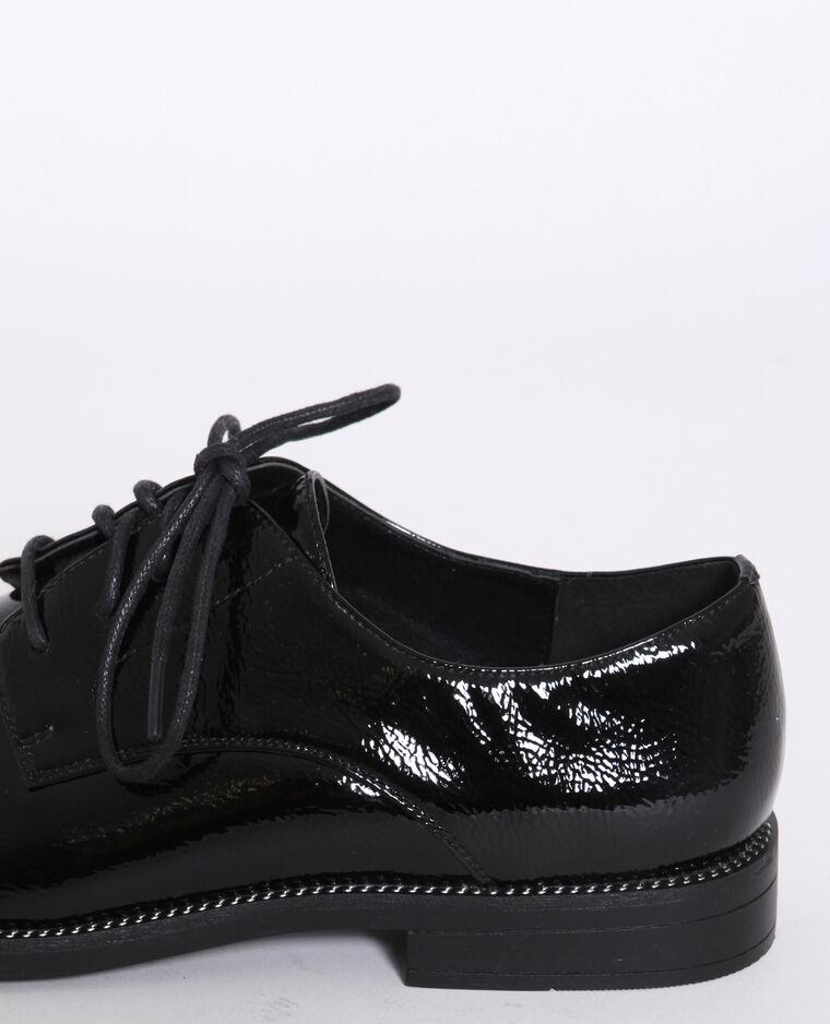 Derbies noires noir