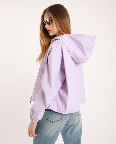 Ciré court violet