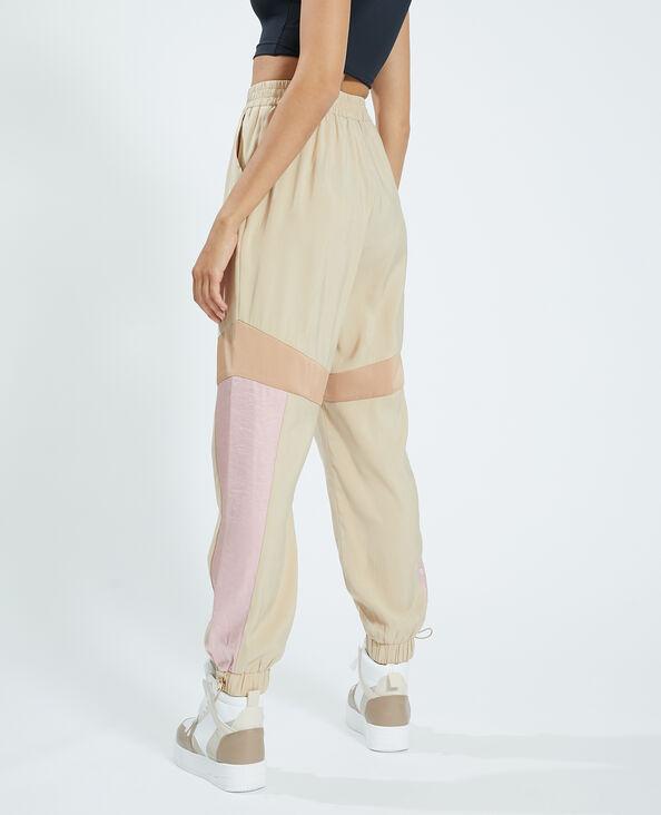 Pantalon de jogging marron - Pimkie