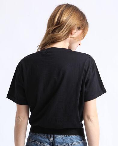 1c045bc71ed6 T-shirt LOVE noir