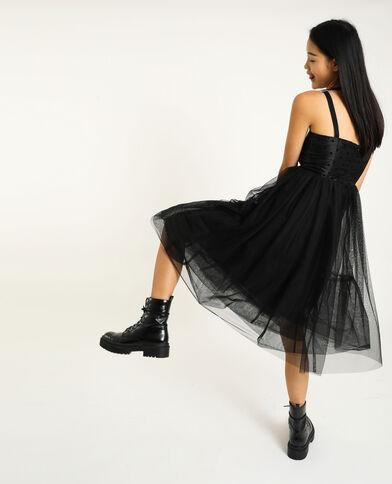 Robe tutu noir - Pimkie