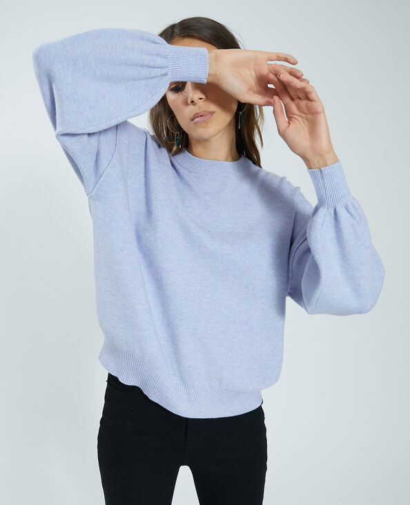 Pull maille fine parme - Pimkie