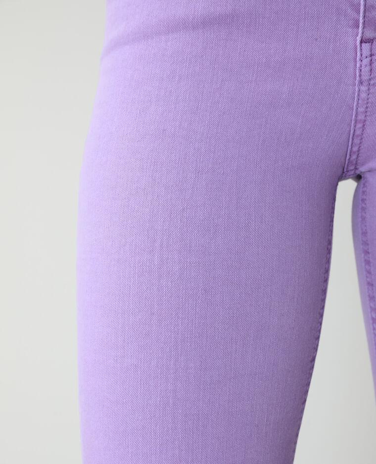 Jean flare high waist parme - Pimkie