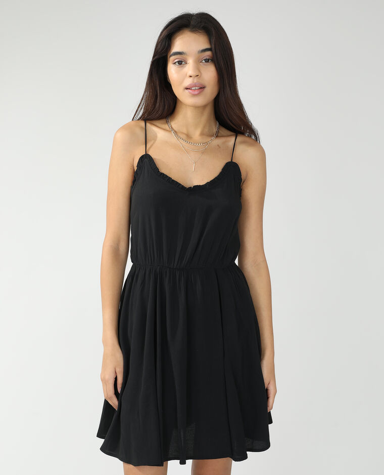 Robe noir - Pimkie