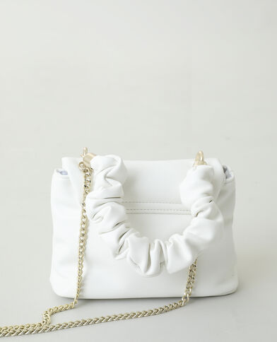 Mini sac à main blanc - Pimkie