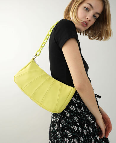 Sac simili jaune