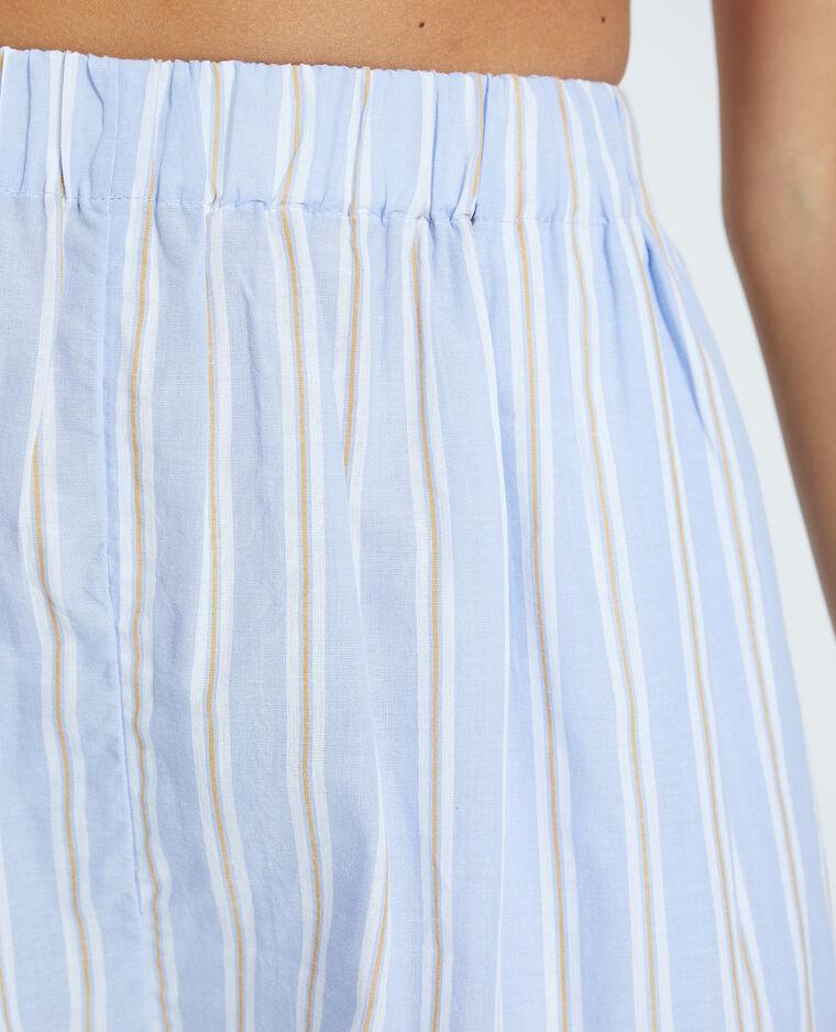Short ample bleu - Pimkie