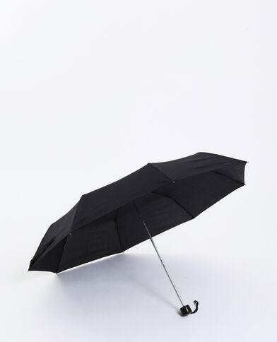 Parapluie pliable noir - Pimkie