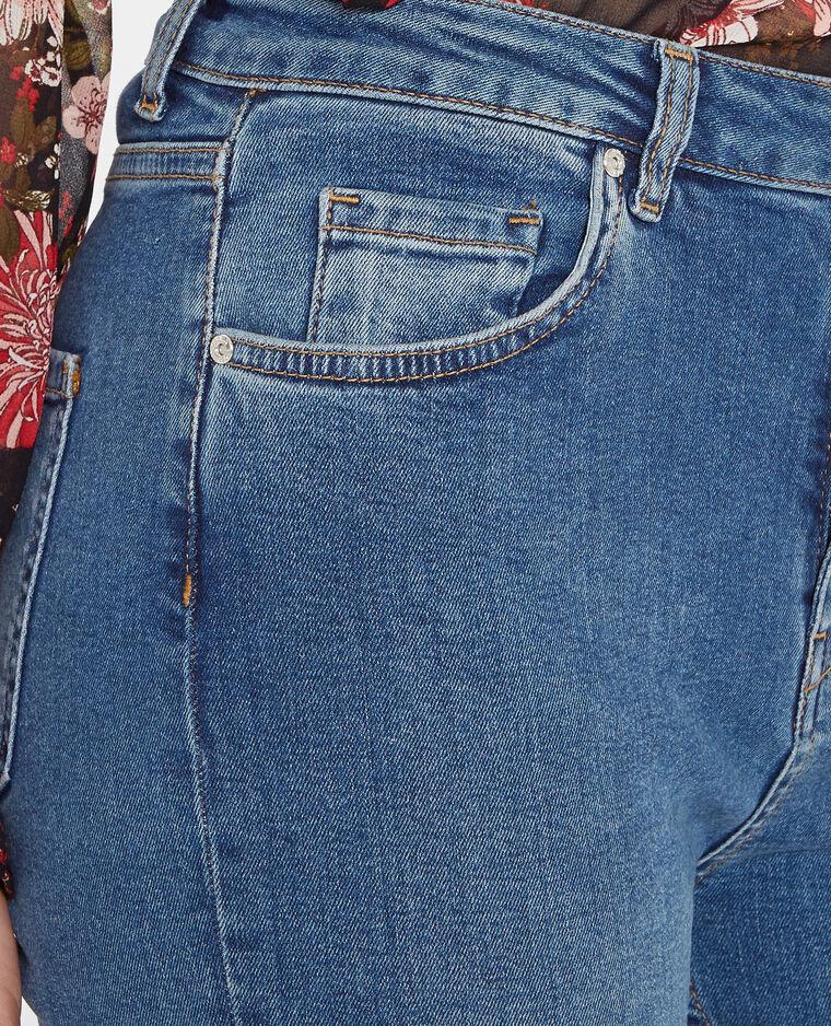 Jean skinny fuseau bleu - Pimkie