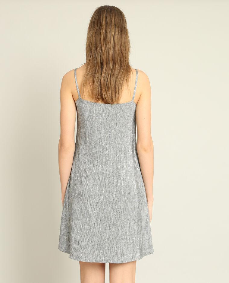 Robe texturée gris - Pimkie