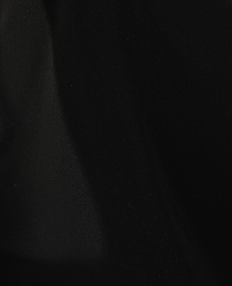Top avec dentelle noir - Pimkie