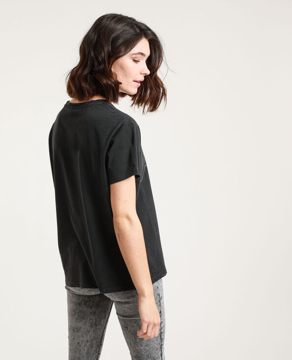 T-shirt Pink Floyd gris anthracite