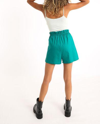 Short ample vert
