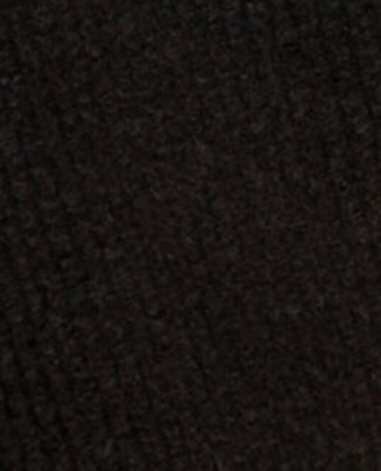 Pull chaud noir