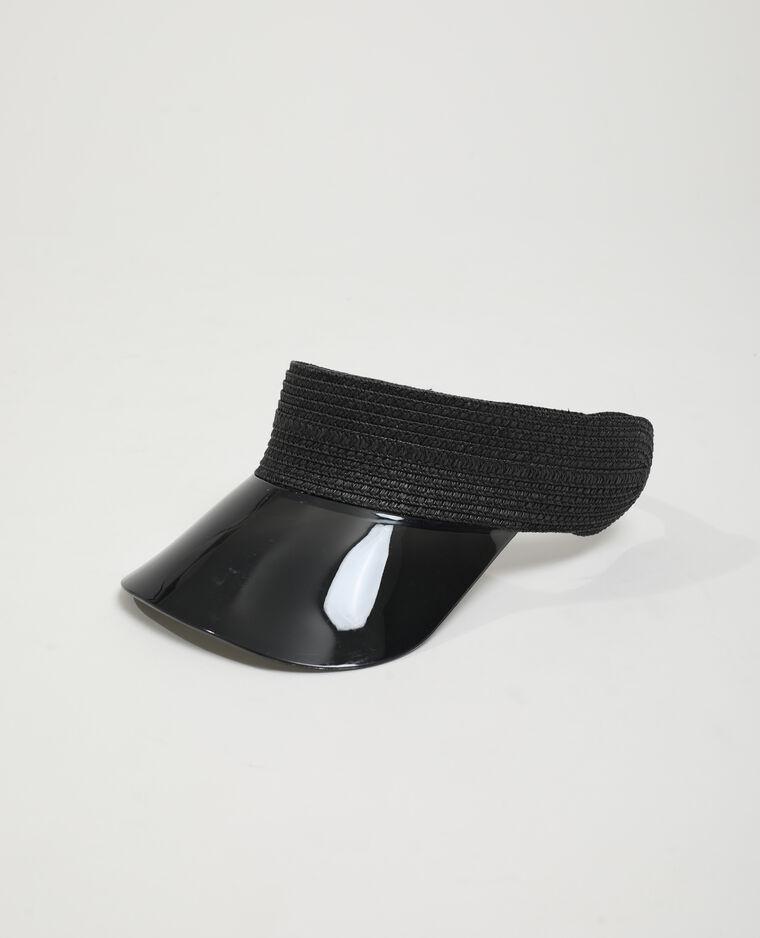 Visière noir - Pimkie
