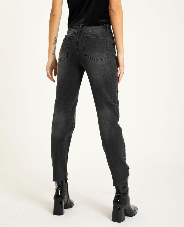 Jean straight noir