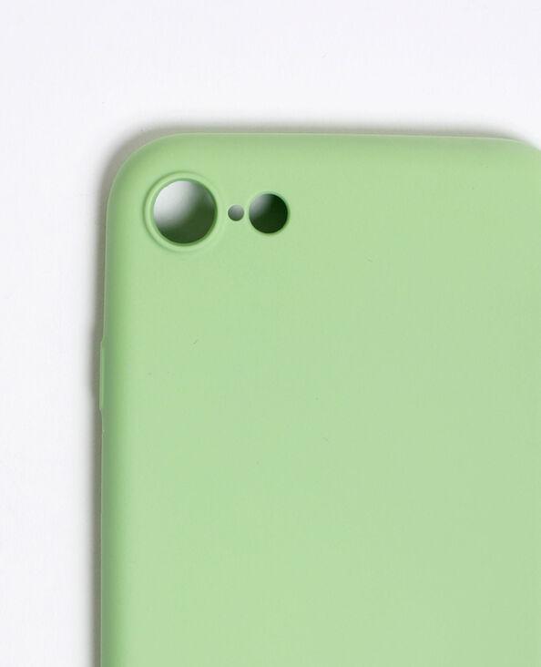 Coque compatible iPhone 7/8 vert pistache